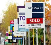 House prices fall at fastest rate for 19 months in May