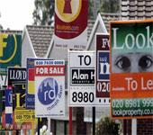 Turning point for property markets in the UK