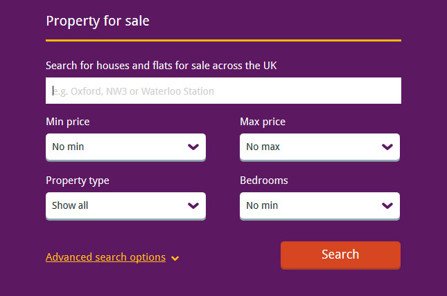 Zoopla Homes and Property Search UK & Overseas Portal
